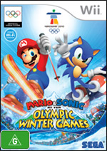 Mario & Sonic at the Olympic Winter Games (preowned)