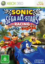 Sonic & SEGA All-Stars Racing (preowned)