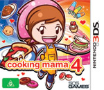 Cooking Mama 4 (preowned)