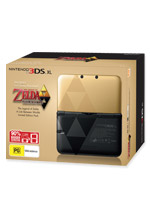 Nintendo 3DS XL Zelda