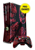 Xbox 360 320GB Limited Edition Gears of War 3 Console (preowned)