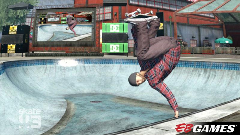 Skate  Xbox  Room