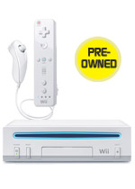 Wii Console (preowned)