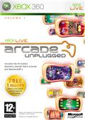 Xbox Live Arcade Unplugged V1 (preowned)