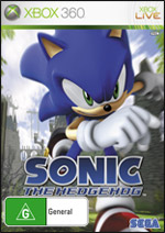 Sonic the Hedgehog (preowned)