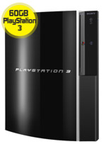 Sony PlayStation 3 Console (60Gb) (preowned)