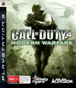 Call of Duty 4: Modern Warfare (preowned)