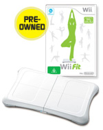 Wii Fit + Board (preowned)