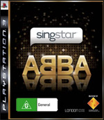 Singstar ABBA Standalone (preowned)