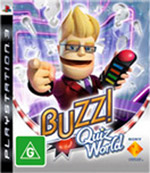 Buzz! Quiz World (preowned)