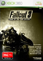 Fallout 3: Game of The Year Edition (preowned)