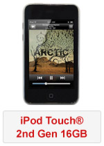 iPod Touch® 2nd Gen 16GB (Refurbished by EB Games) (preowned)