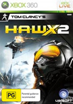 Tom Clancy's HAWX 2 (preowned)
