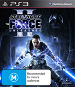 Star Wars: The Force Unleashed II (preowned)