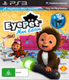 EyePet Move Edition (preowned)