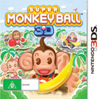 Super Monkey Ball 3D (preowned)
