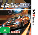 Ridge Racer 3D (preowned)