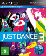 Just Dance 3 Special Edition (preowned)
