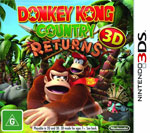 Donkey Kong Country Returns 3D (preowned)