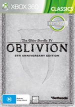 Elder Scrolls IV: Oblivion 5th Anniversary Edition (preowned)