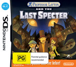 Professor Layton and the Last Specter (preowned)