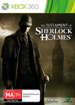 The Testament of Sherlock Holmes (preowned)