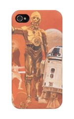 iPhone 4 Case: Star Wars Droids