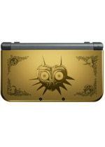 New Nintendo 3DS XL Console: The Legend of Zelda Majora's Mask Edition