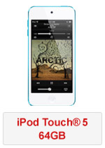 iPod Touch® 5 64GB (Refurbished by EB Games) (preowned)
