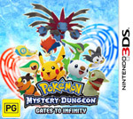 Pokemon Mystery Dungeon: Gates to Infinity (preowned)