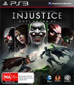 Injustice: Gods Among Us (preowned)