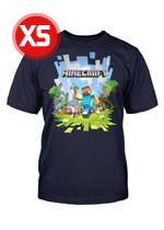Minecraft Adventure Kids T-Shirt - Extra Small