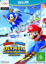 Mario & Sonic at the Sochi Winter Olympics (preowned)