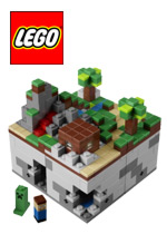 LEGO Minecraft - Micro World