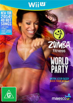 Zumba Fitness World Party (preowned)