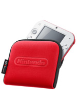 Nintendo 2DS Red Carry Case
