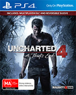Uncharted 4: A Thief's End Standard Plus Edition