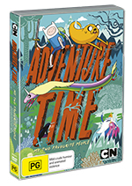 Adventure Time (Collection 1) My Two Favourite People - DVD