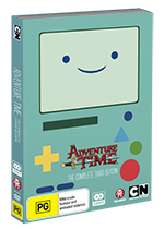 Adventure Time - The Complete Third Season - DVD