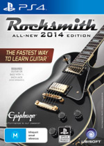Rocksmith 2014 Edition Cable Bundle