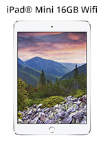 iPad® Mini 16GB WiFi - Silver (Refurbished by EB Games)