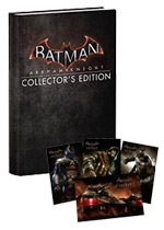 Batman: Arkham Knight Collector's Edition Game Guide