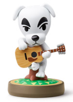 Nintendo amiibo (Animal Crossing) - K.K Slider (Placeholder Price)