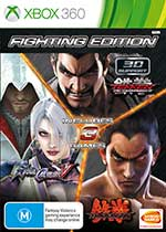 Fighting Edition (3 Pack)