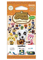 Nintendo amiibo - Animal Crossing Cards Series 2
