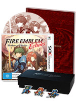 Fire Emblem: Echoes - Shadows of Valentia Limited Edition