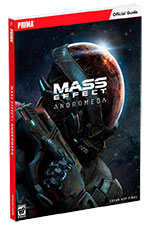 Mass Effect: Andromeda Standard Edition Guide