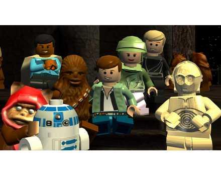 lego star wars the complete saga book