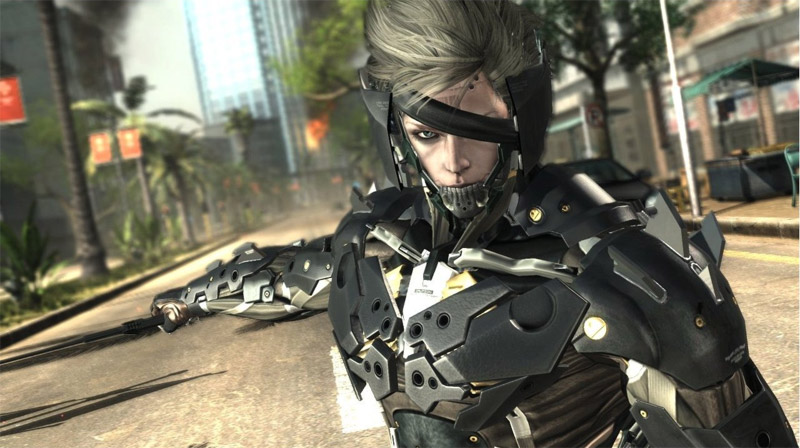 Metal Gear Rising Revengeance Single Link ISO Full Version